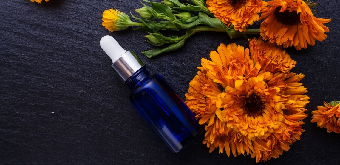 Arnica oil is known to help with bruising.