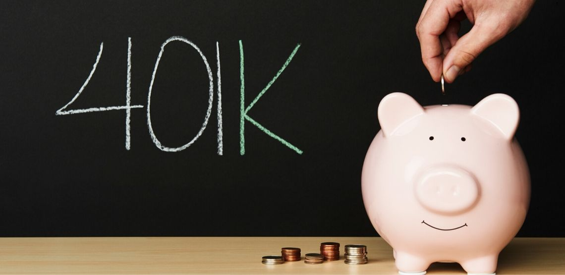 A 401k plan can help with retirement.