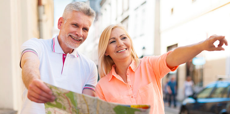 You're Retired – Now Discover the World