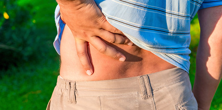 Strategies to Improve Low Back Pain