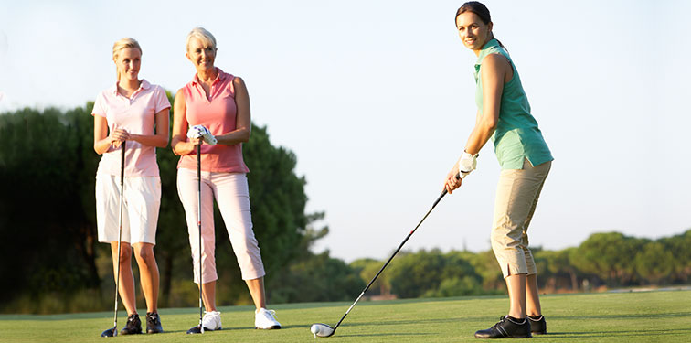 Taking Up Golf Late in Life
