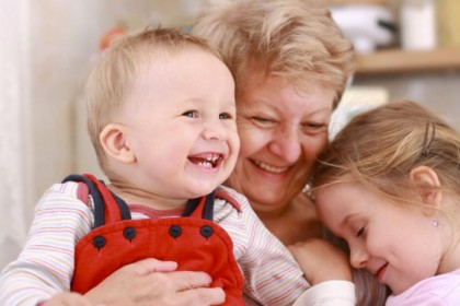 The Best Things About Being a Grandma