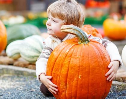 Making Halloween Memorable for Your Grandkids