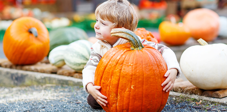 Making Halloween Memorable for Your Grandkids