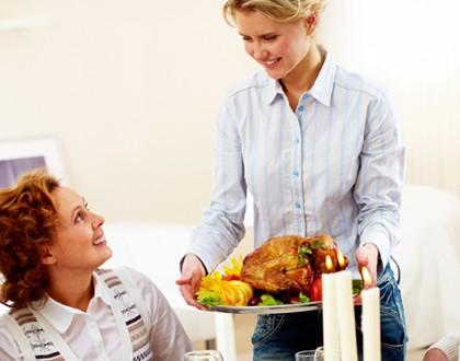 Minimizing Thanksgiving Drama