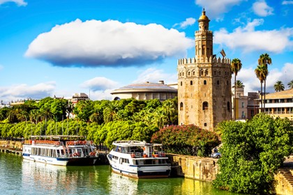 River Cruise, Spain