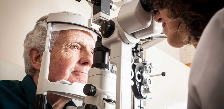 What causes cataracts